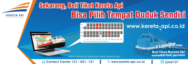 Banner - Pilih Seat